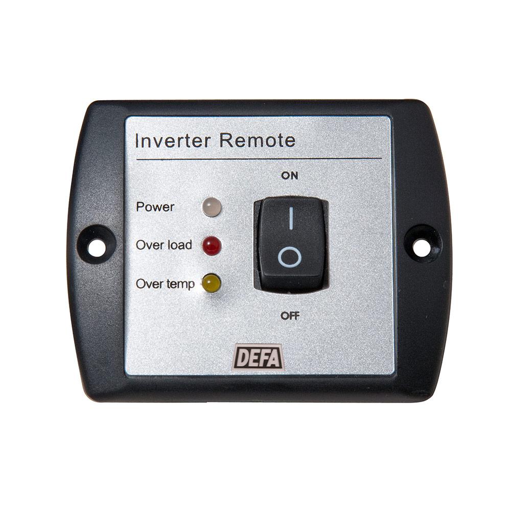 Control Panel 1000 3000w Inverter Defa