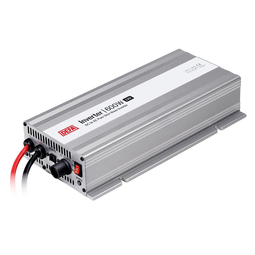 DEFA Inverter 600W 12V, white background