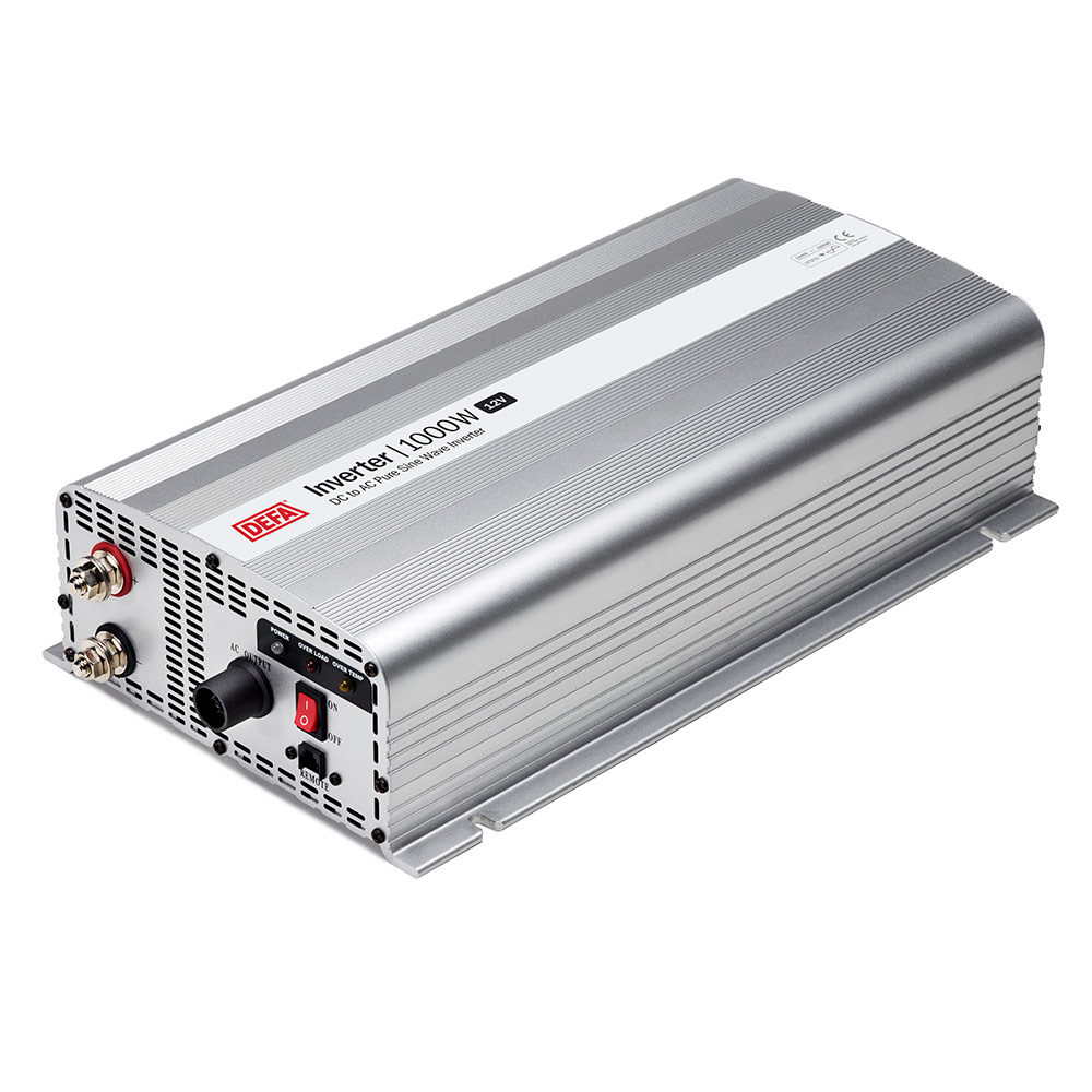 DEFA Inverter 1000W 12V, white background