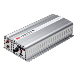 DEFA Inverter 1500W/12V, white background