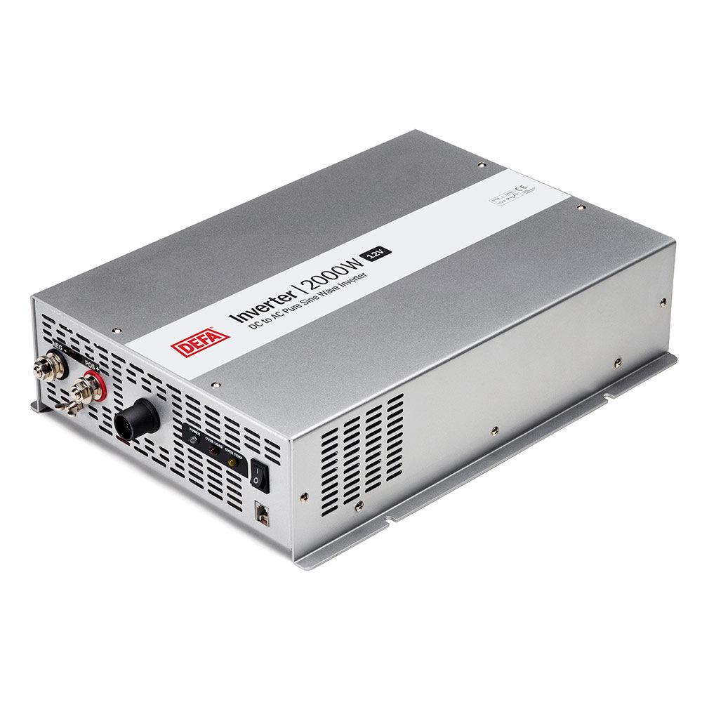 DEFA Inverter 2000W/12V, white background