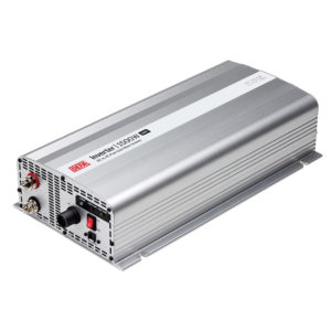 DEFA Inverter 1500W 24V, white background