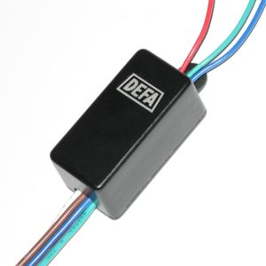 Centrallåsadapter för DVS90 larm, vit bakgrund