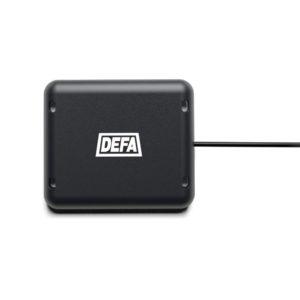 Nivåsensor för DVS90 larm, vit bakgrund
