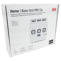 Base Unit Pro Ext expansionsmodul, förpackning, vit bakgrund
