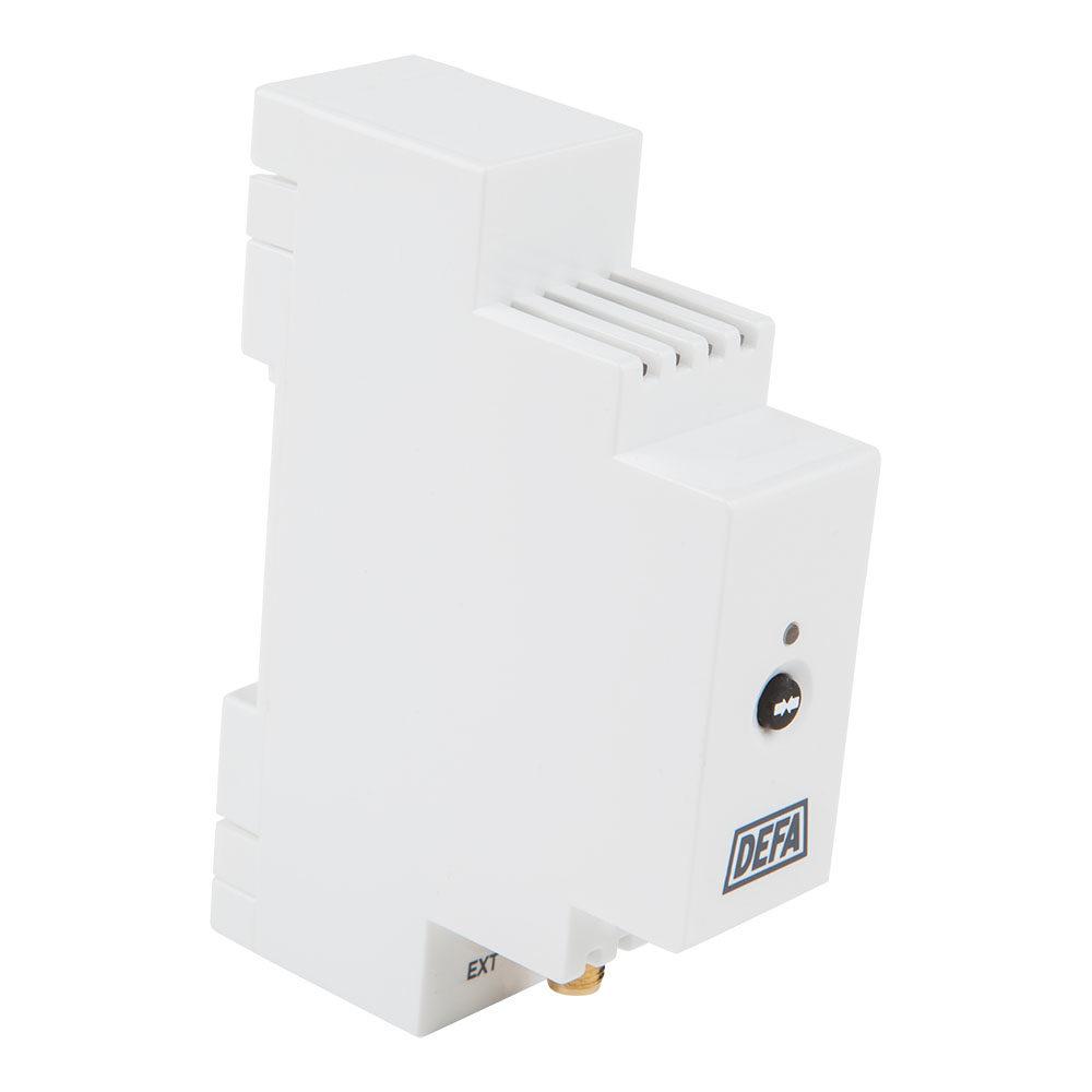 Radio Module PRO, modul for tilkobling av trådløst tilbehør, sett fra venstre