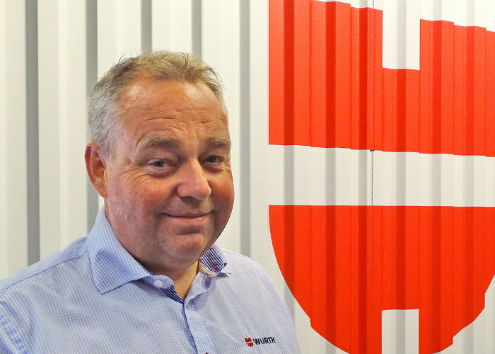 Picture of Jan Anders Walle, CAM at Würth Noway