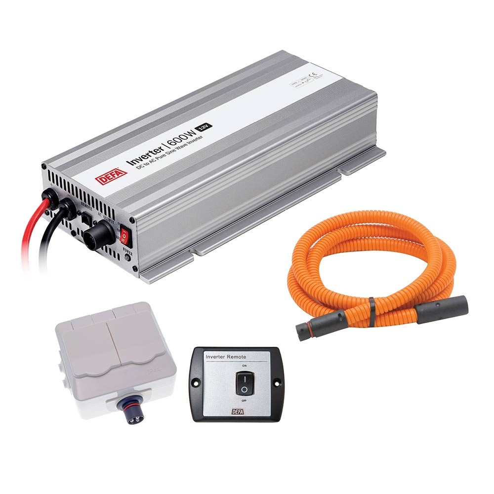 Inverterpakke 600W/12V