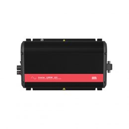 DEFA Inverter 1200W with transfer switch, side