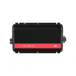 1200W 12V inverter, med switch, front