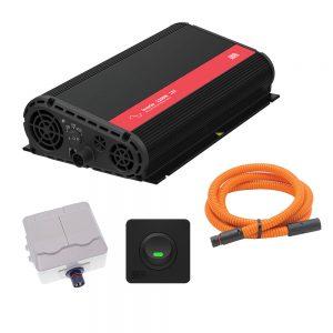 InverterKit 1200W 12V contens