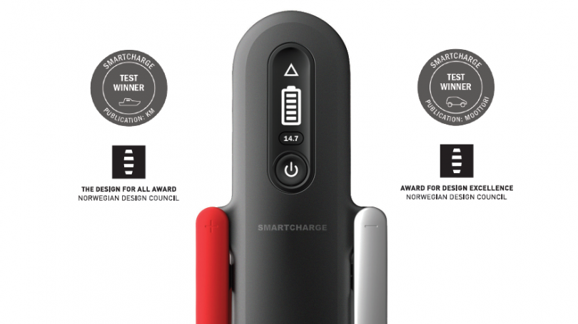 SmartCharge test wins and awards