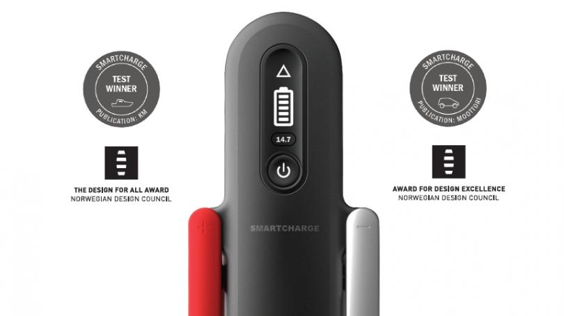 SmartCharge test- og prisvinner
