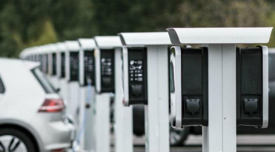 Laddsystem för flera fordon