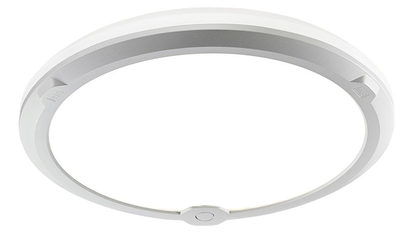LedgeCircle D300 PIR, product picture ceiling mounted