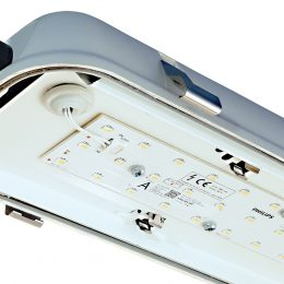 Futurix nærbilde av LED-board