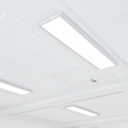 Ledge Surface, reference picture, underneath in ceiling