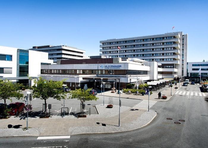 Stavanger Hospital - exterior