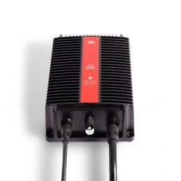 MultiCharger 40A 24V, undersida, hvit bakgrund