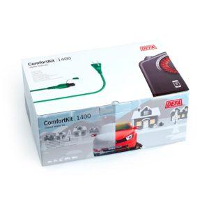 ComfortKit 1400 i emballasje