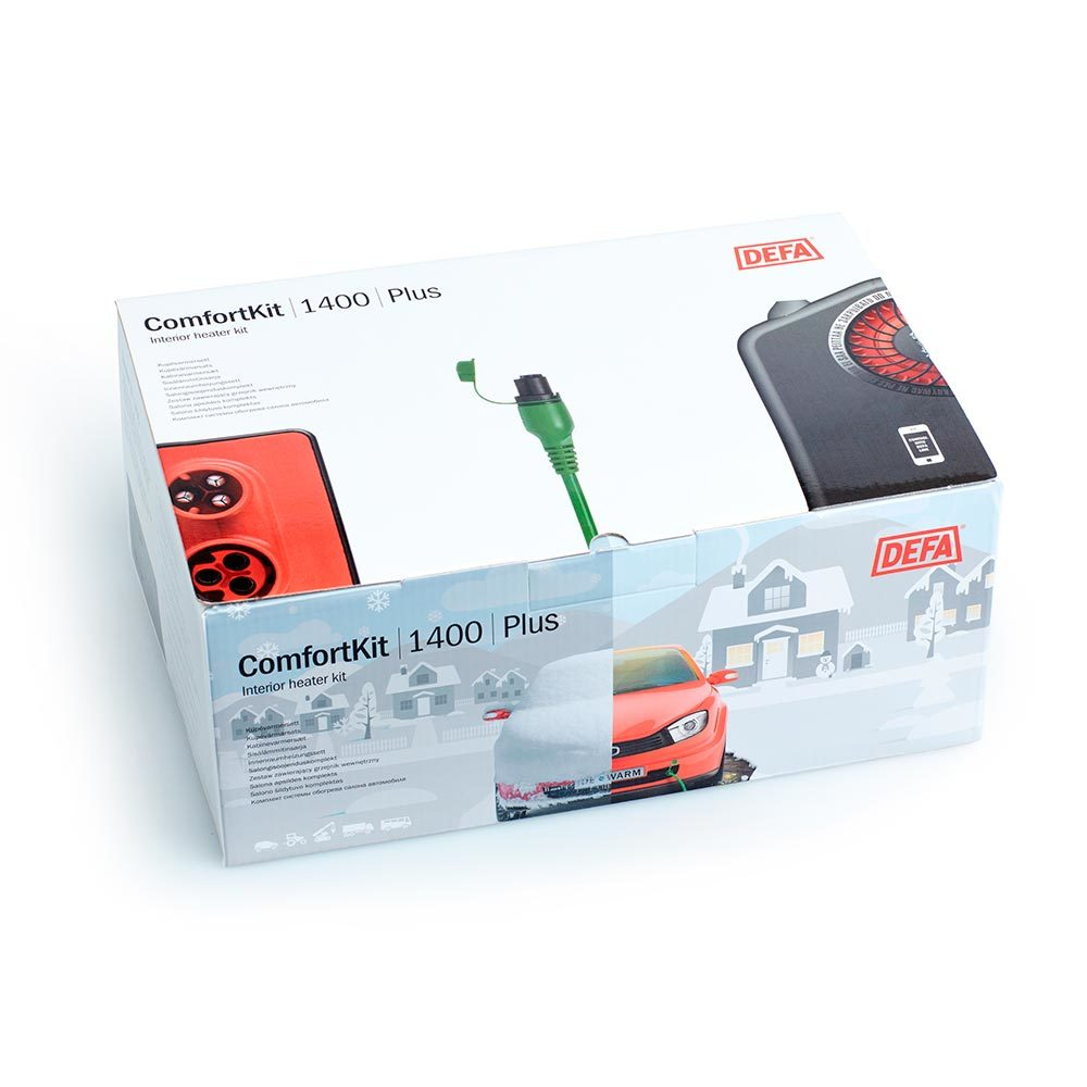 ComfortKit 1400 Plus