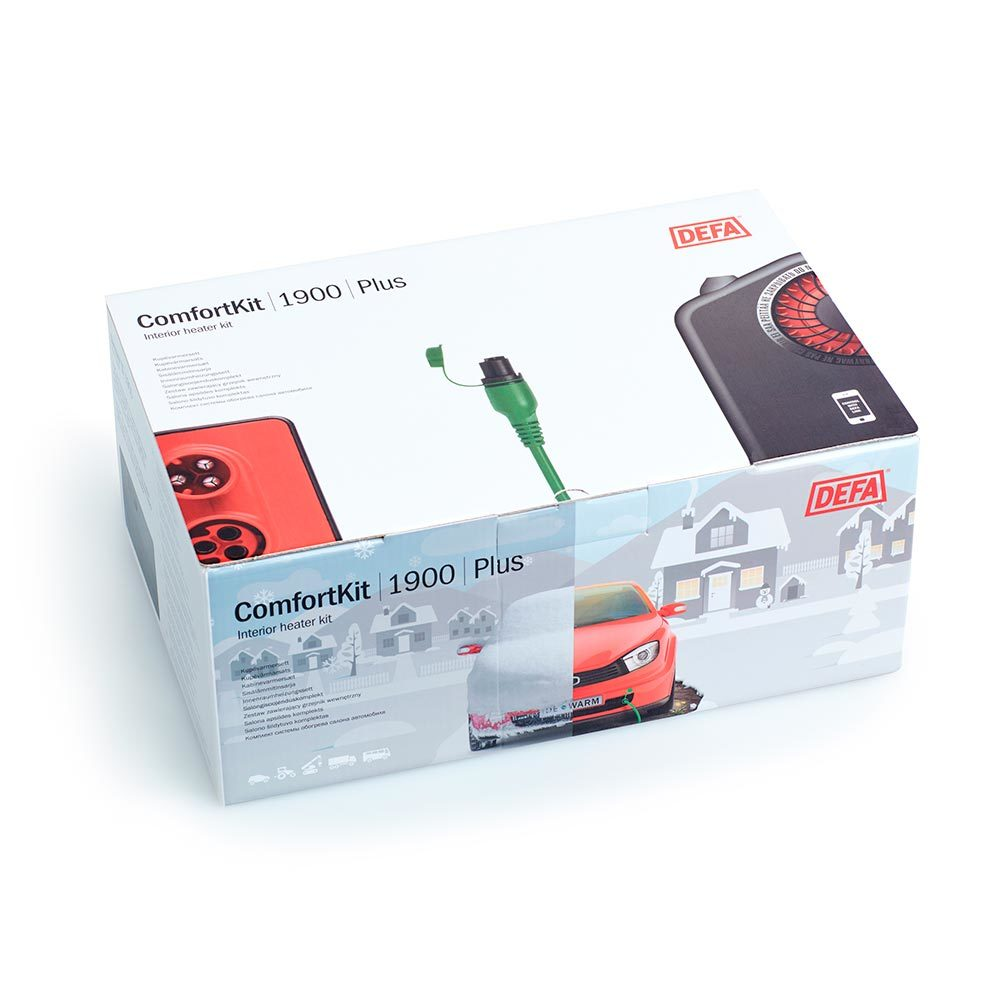 ComfortKit 1900 Plus i emballasje
