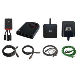 Pakkens innhold - WarmUp II 1400 GPS Link